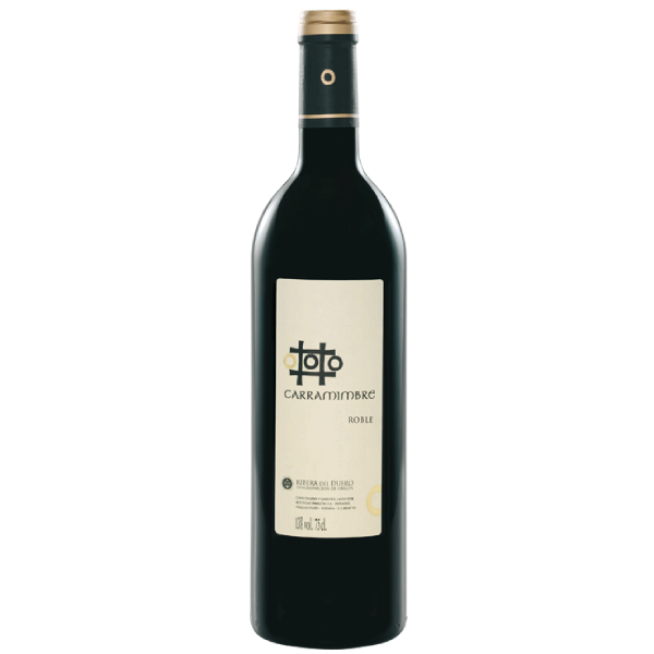 carramimbre-roble-tempranillo